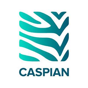 Caspian kopen met Mastercard