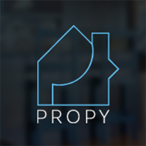 Propy kopen met Mastercard