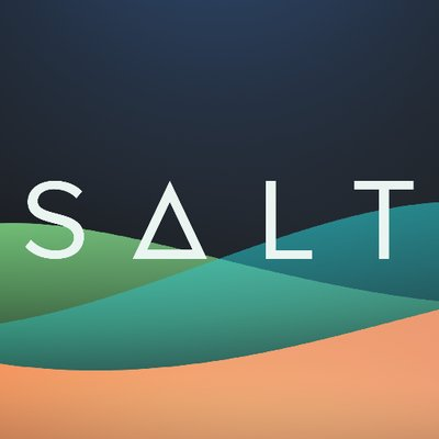 Salt kopen met Mastercard